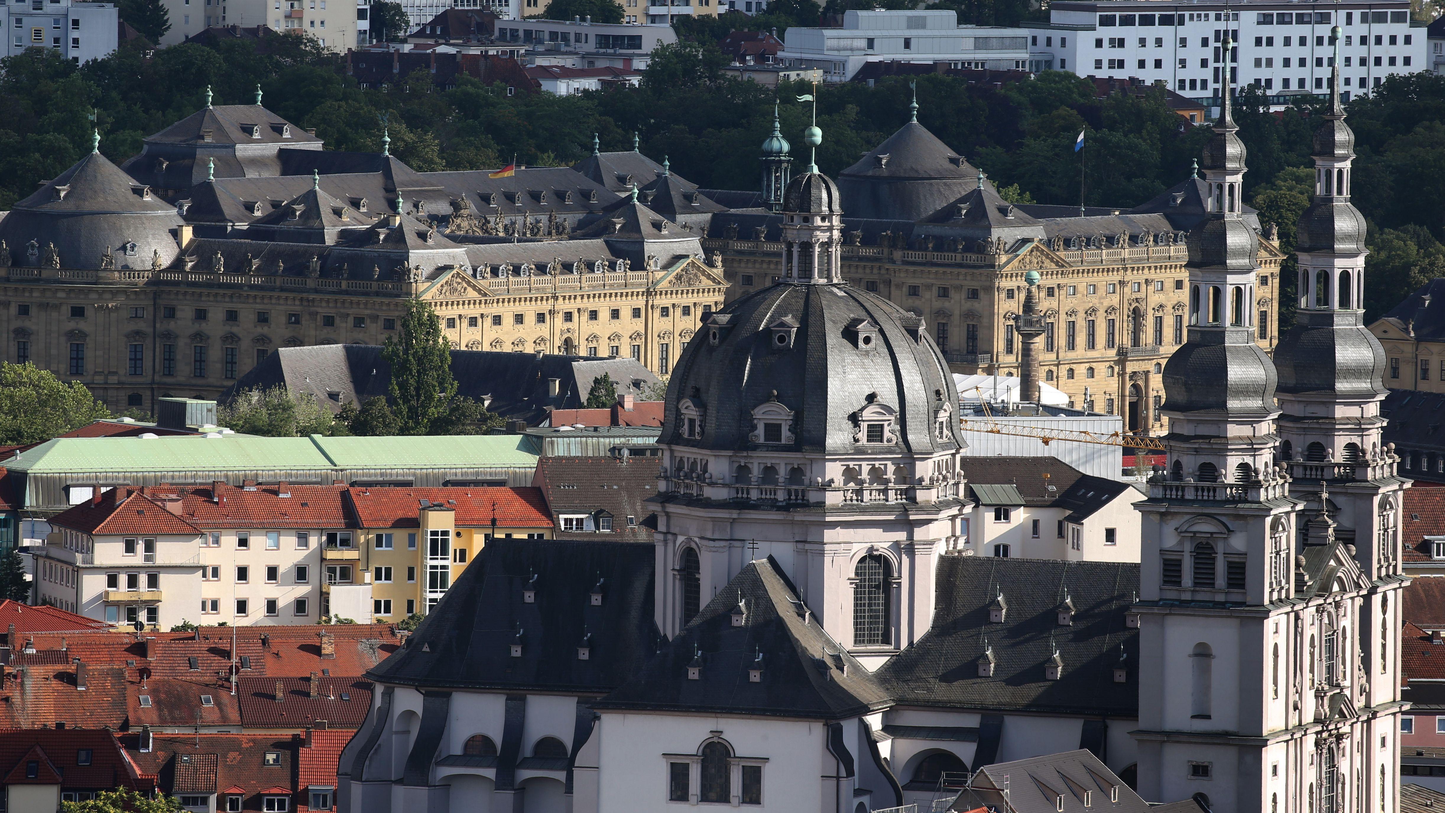 Stift Haug in Würzburg