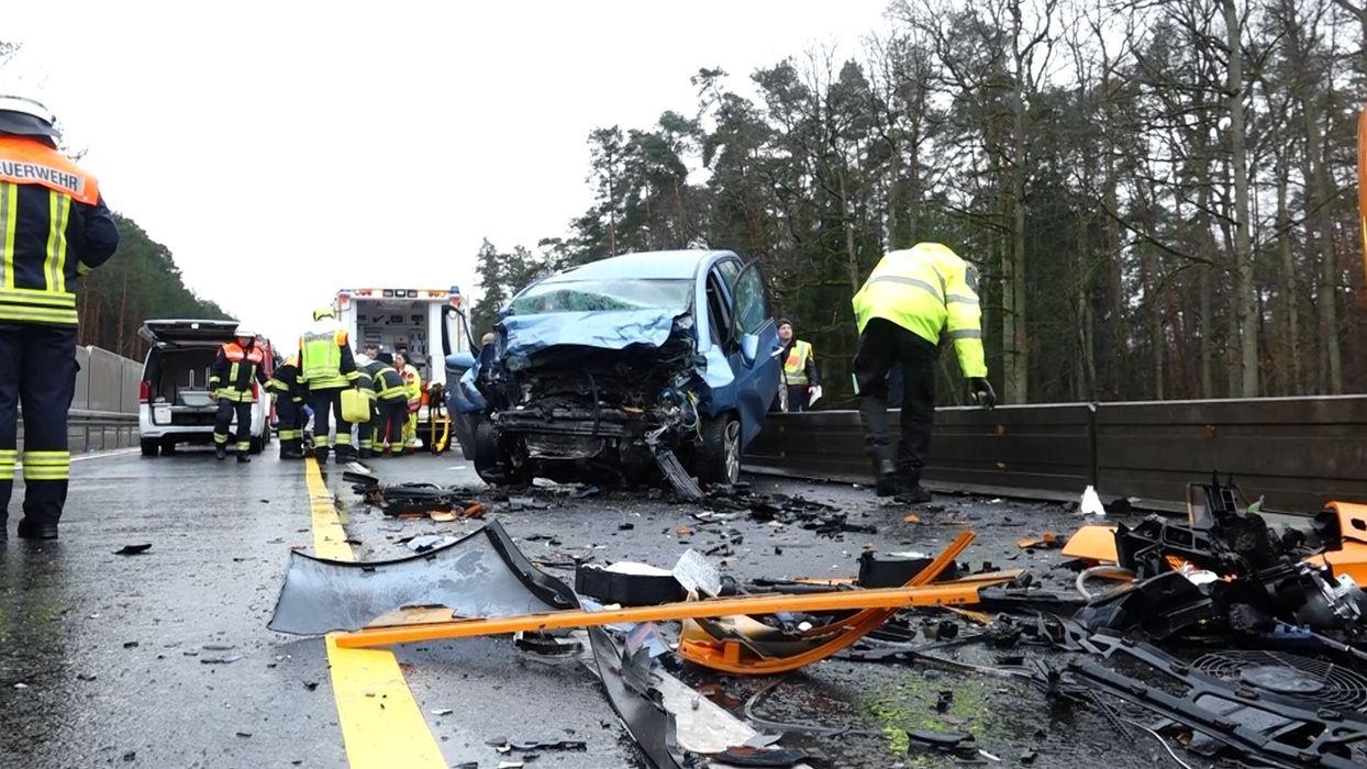 Tödlicher Unfall in Grafenrheinfeld