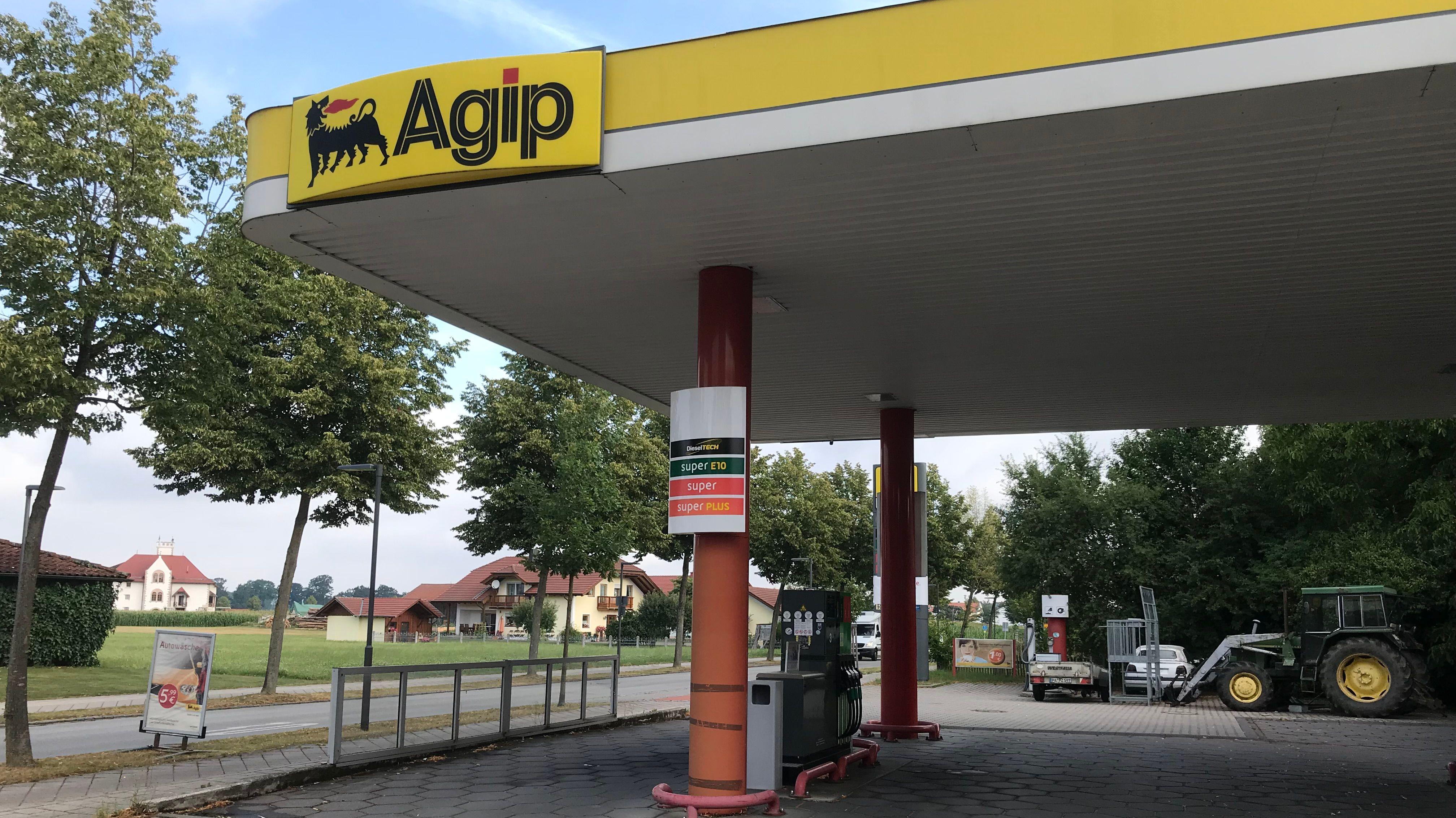 Tankstelle Bad Füssing