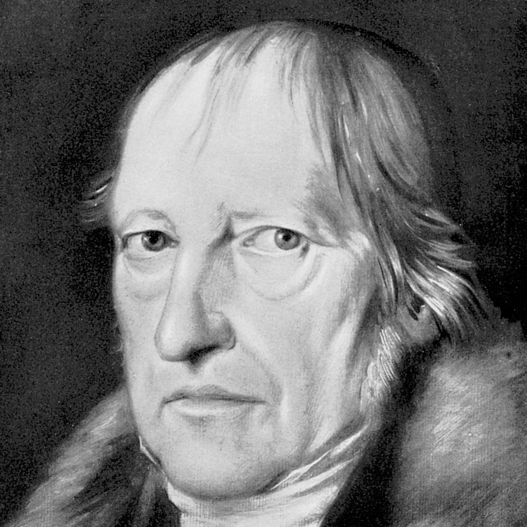 Georg Wilhelm Friedrich Hegel - Denker im Widerspruch