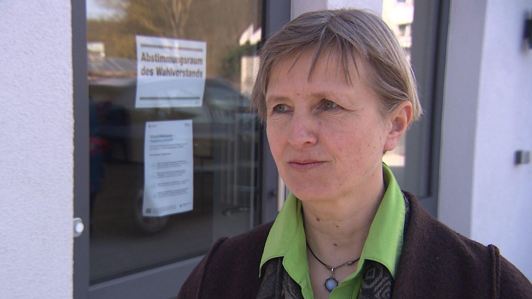 Ruth Frank, designierte Bürgermeisterin von Breitbrunn