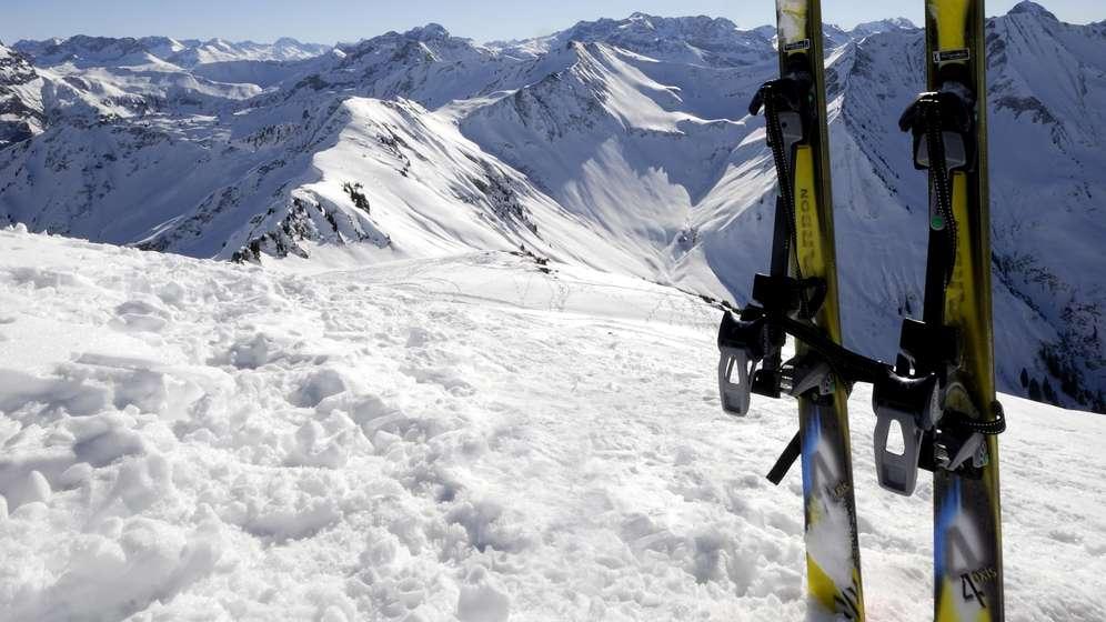 Kleinwalsertal im Winter | Bild:BR