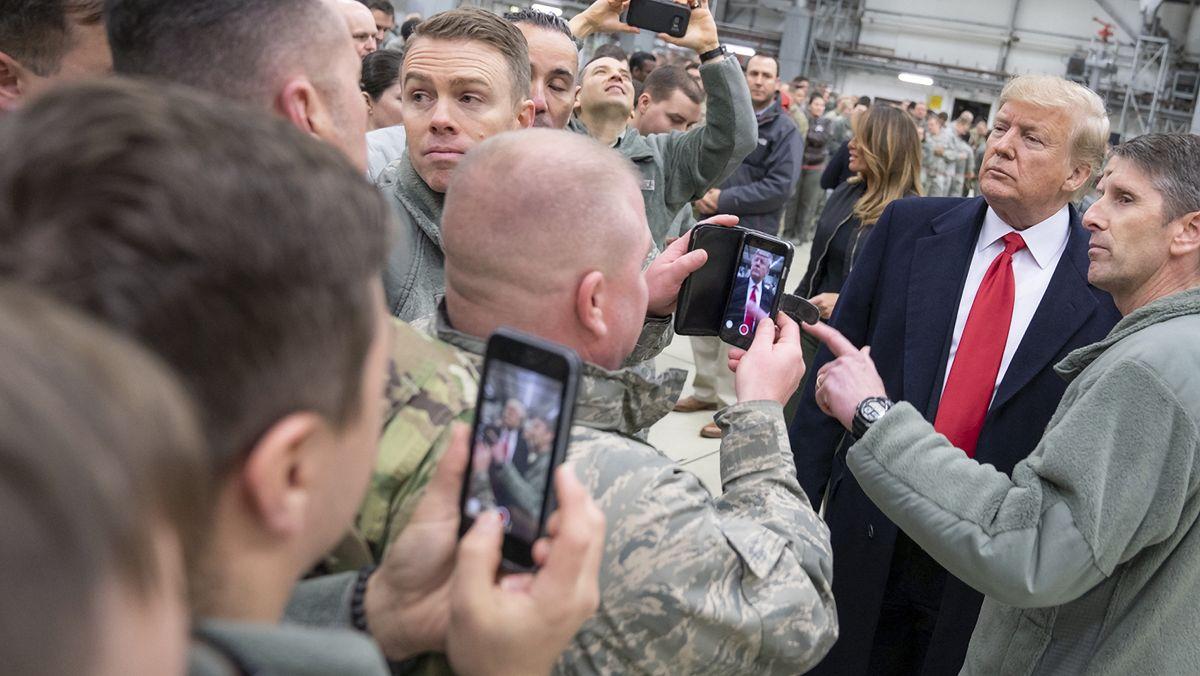 Trump will die US-Truppenpräsenz in Deutschland von 34.500 auf 25.000 Soldaten senken. Nun kommt aus den eigenen Reihen Kritik.