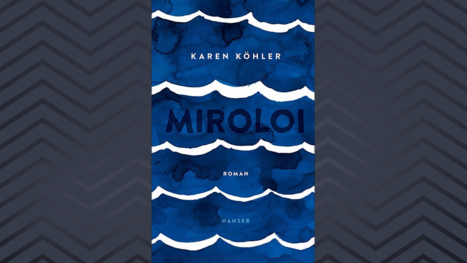 """Cover """"Miroloi"""" von Karen Köhler"""