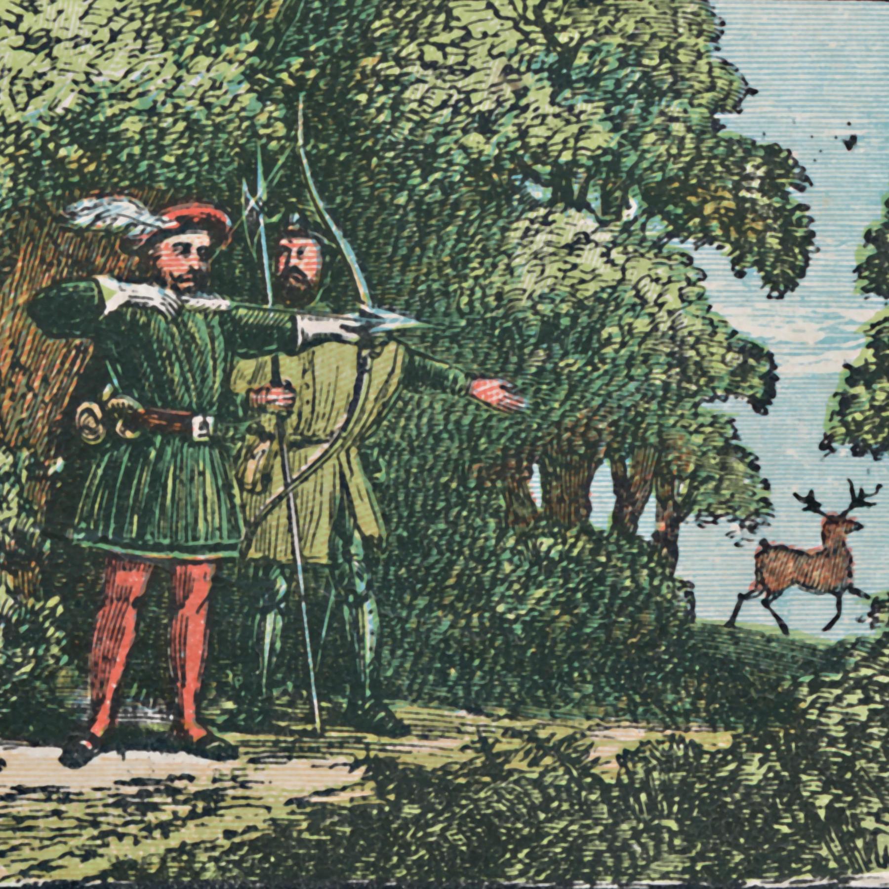 #01 Robin Hood - Die Legende vom edlen Räuber