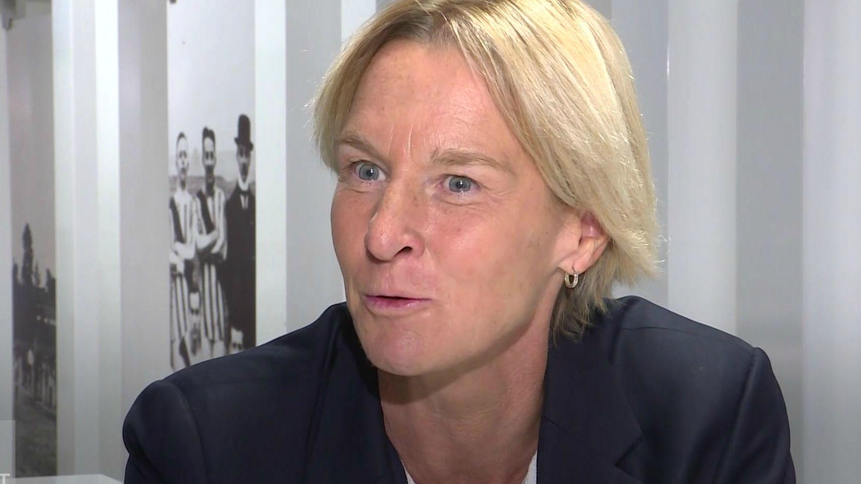 Frauen-Bundestrainerin Martina Voss-Tecklenburg