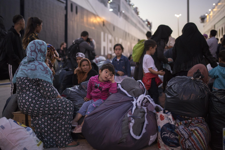 Seehofer zu Migration: Warnung vor Flüchtlingszahlen wie 2015