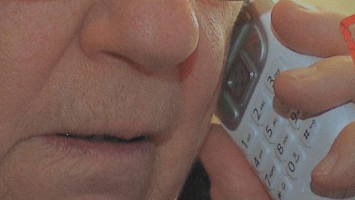Abzocke per Telefon - Senioren sind oft die Opfer