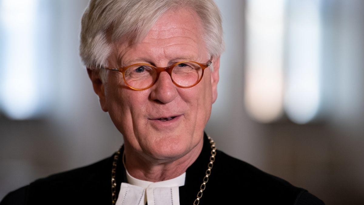 Der EKD-Ratsvorsitzende Heinrich Bedford-Strohm