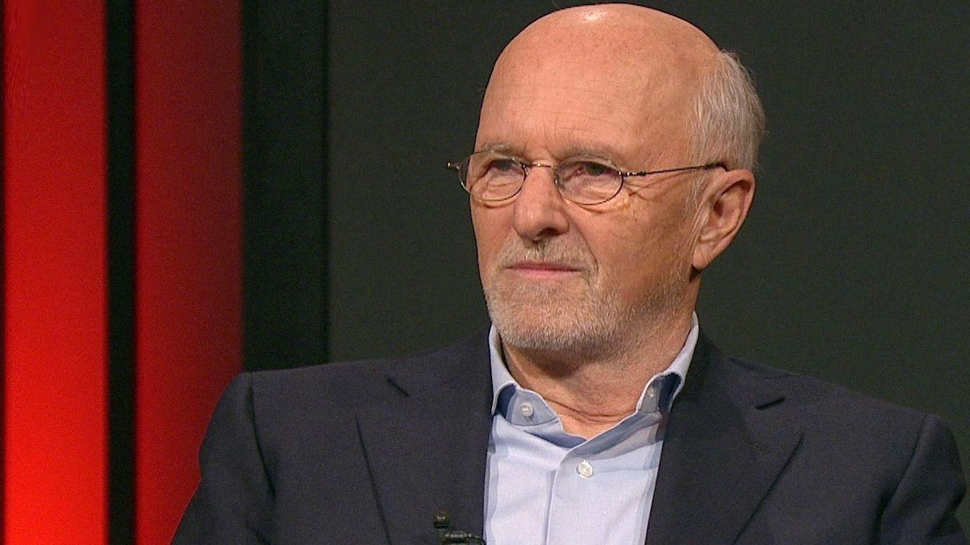 Dirk Rossmann im Interview bei ARD-Alpha (Porträt)