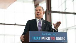 Michael Bloomberg   Bild:Picture Alliance