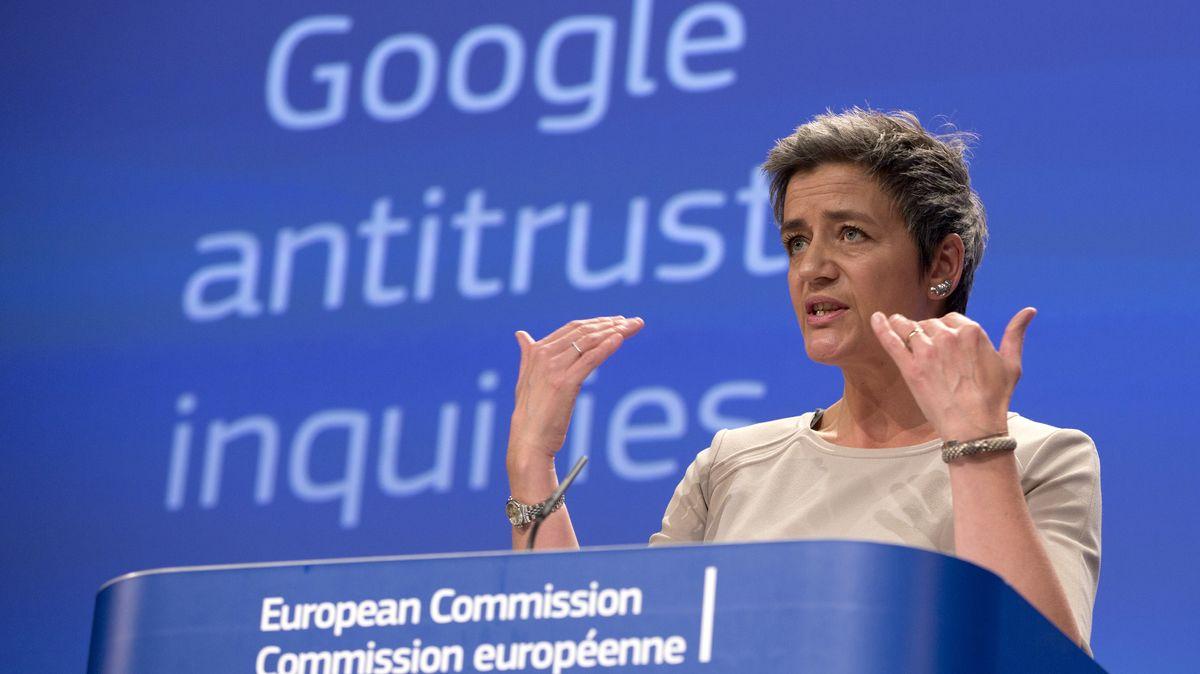 EU-Kommisarin Margrethe Vestager