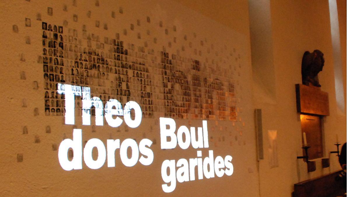 Gedenken an Theodoros Boulgarides am 15.06.2020.