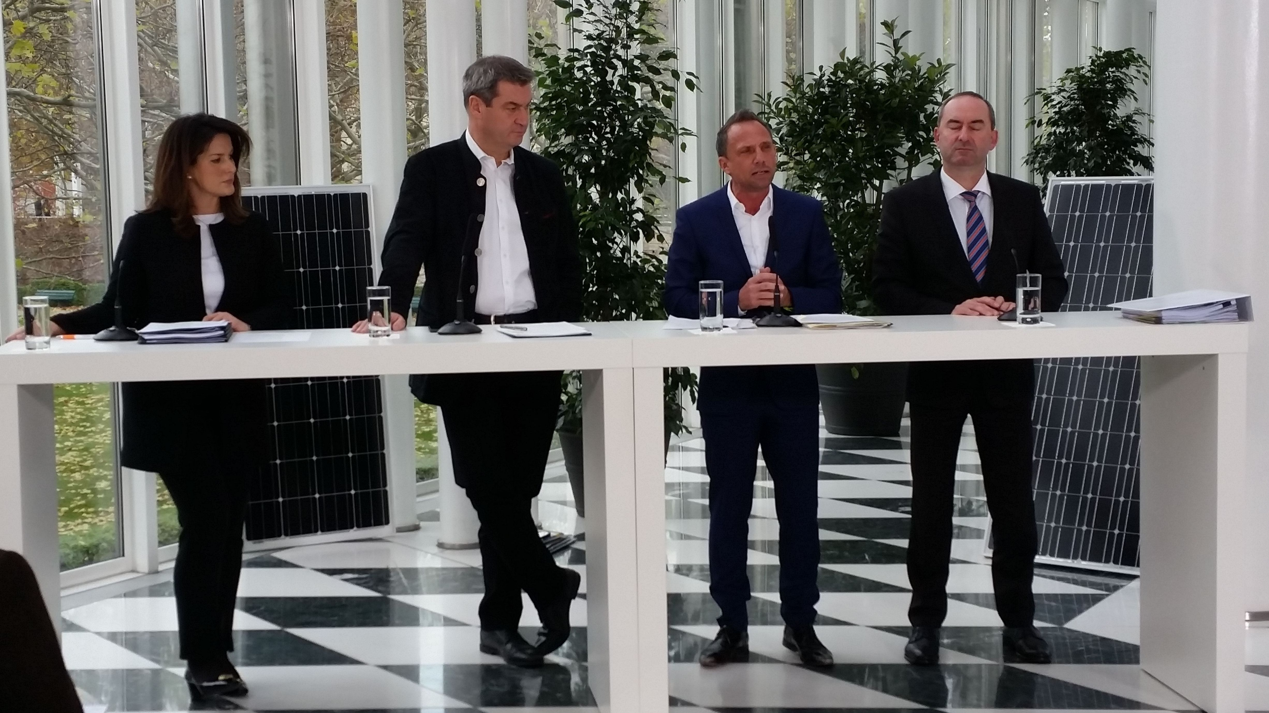 Die bayerische Staatsregierung hat am Dienstag über ein eigenes Landes-Klimaschutzgesetz beraten und dieses auf den Weg gebracht.