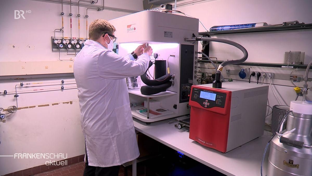 Forscher der Uni Bayreuth haben ein neues Umweltschutz-Verfahren entwickelt.
