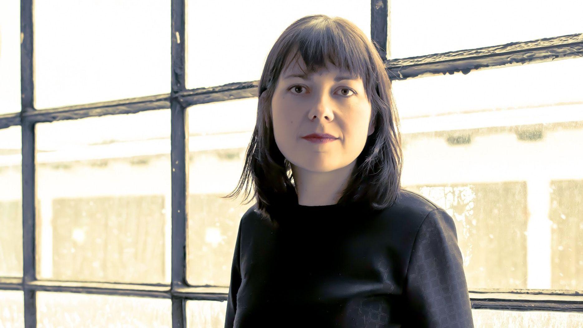 Portrait von Schriftstellerin Dana von Suffrin