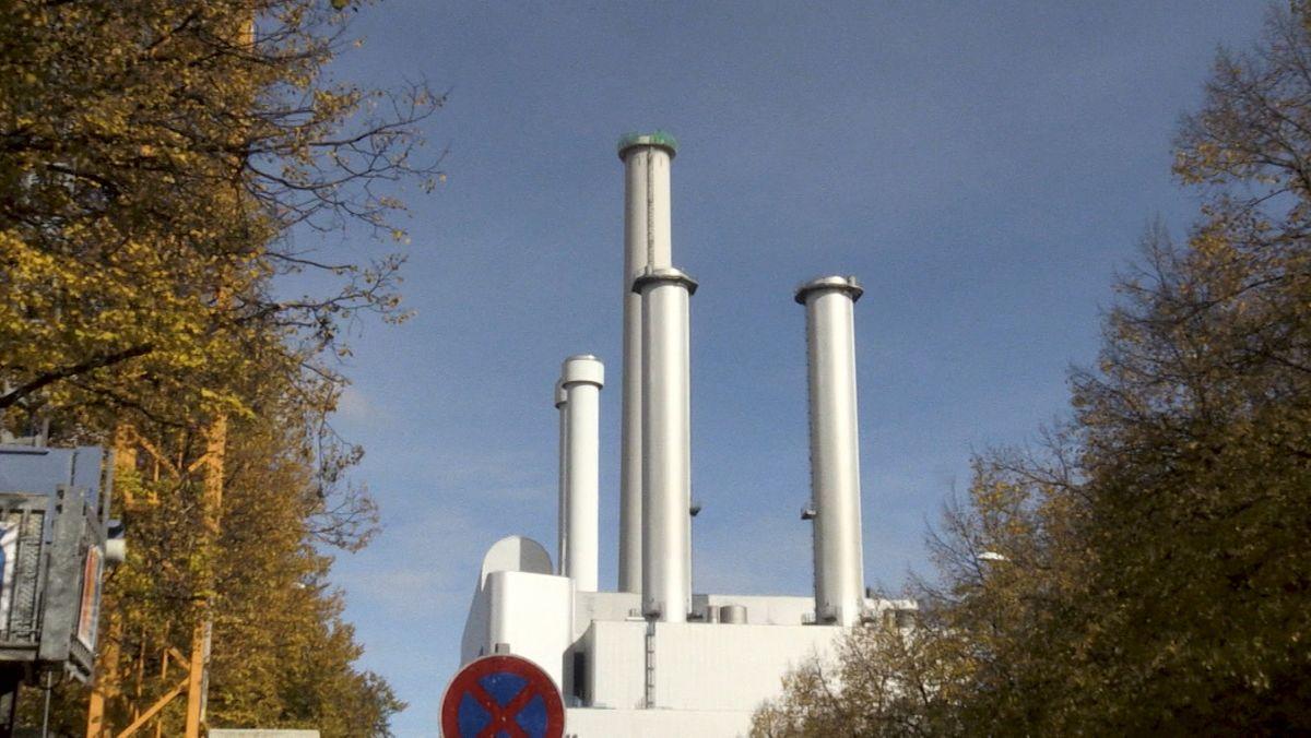 Das Heizkraftwerke Süd