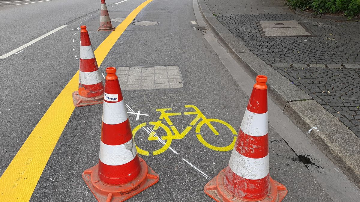 Pop-Up-Radweg wird permanent