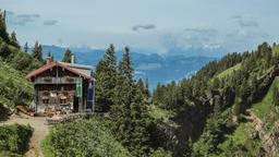 Das Staufner Haus am Hochgrat im Oberallgäu  | Bild:BR; Martin Erd