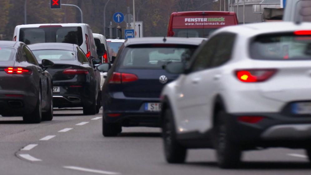 Autoverkehr | Bild:BR