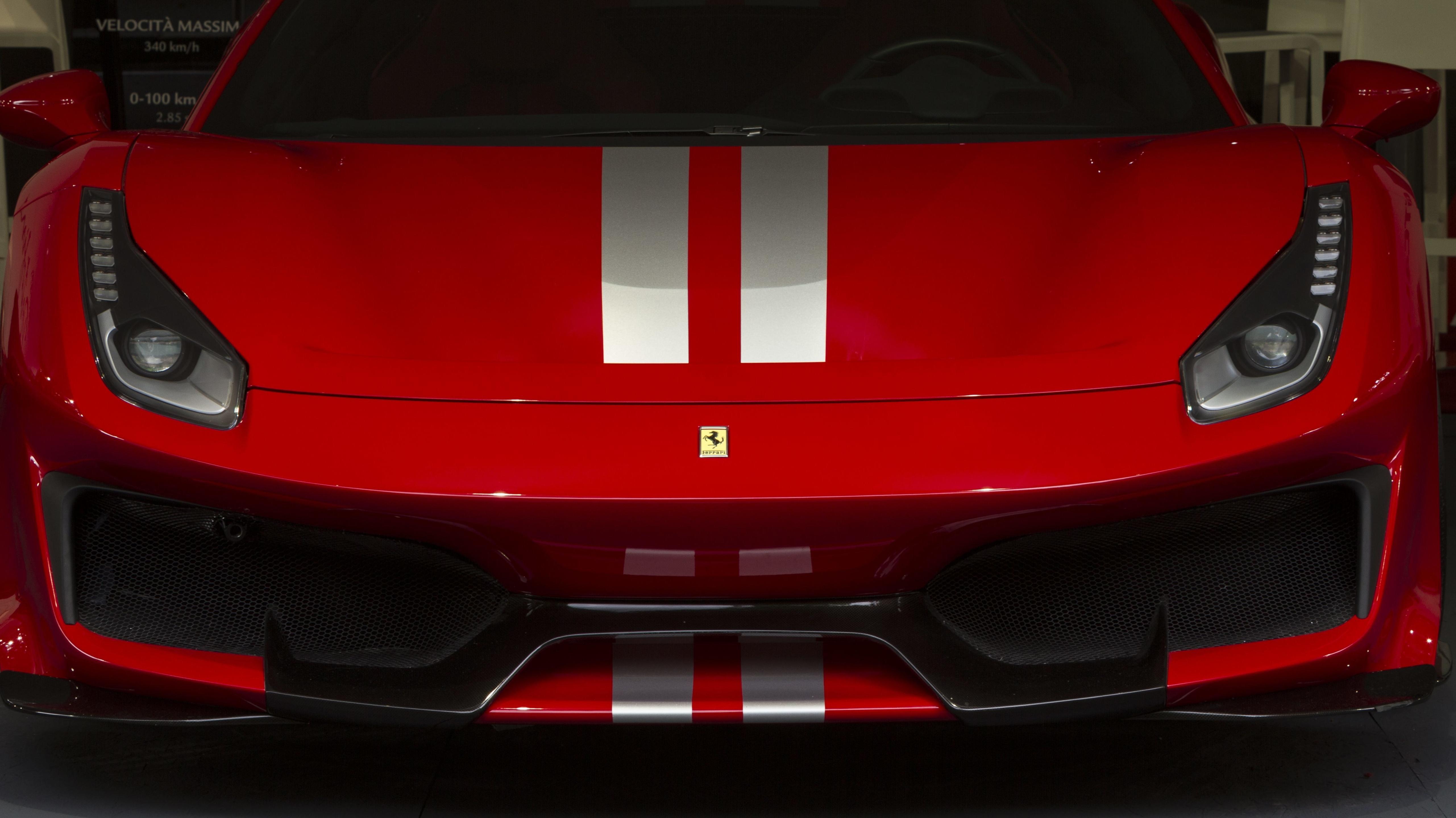 Symbolbild: Ferrari 488 Pista