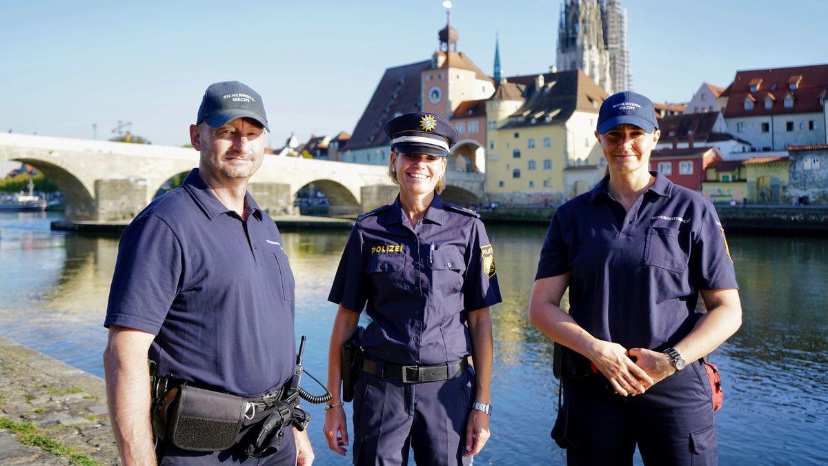 Sicherheitswacht in Regensburg
