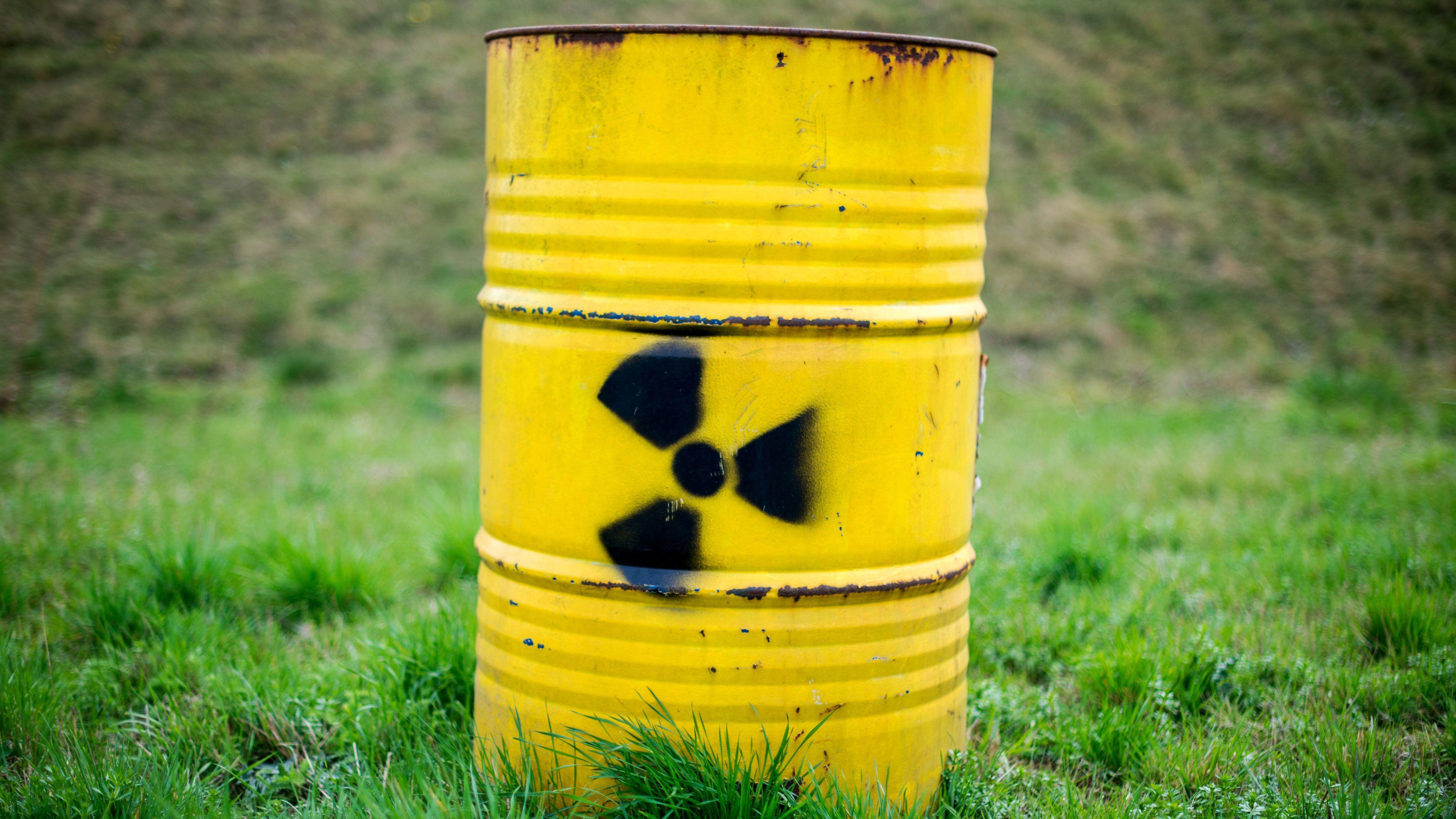 Atomares Endlager: Bayerischer Wald nach wie vor im Rennen (Symbolbild)