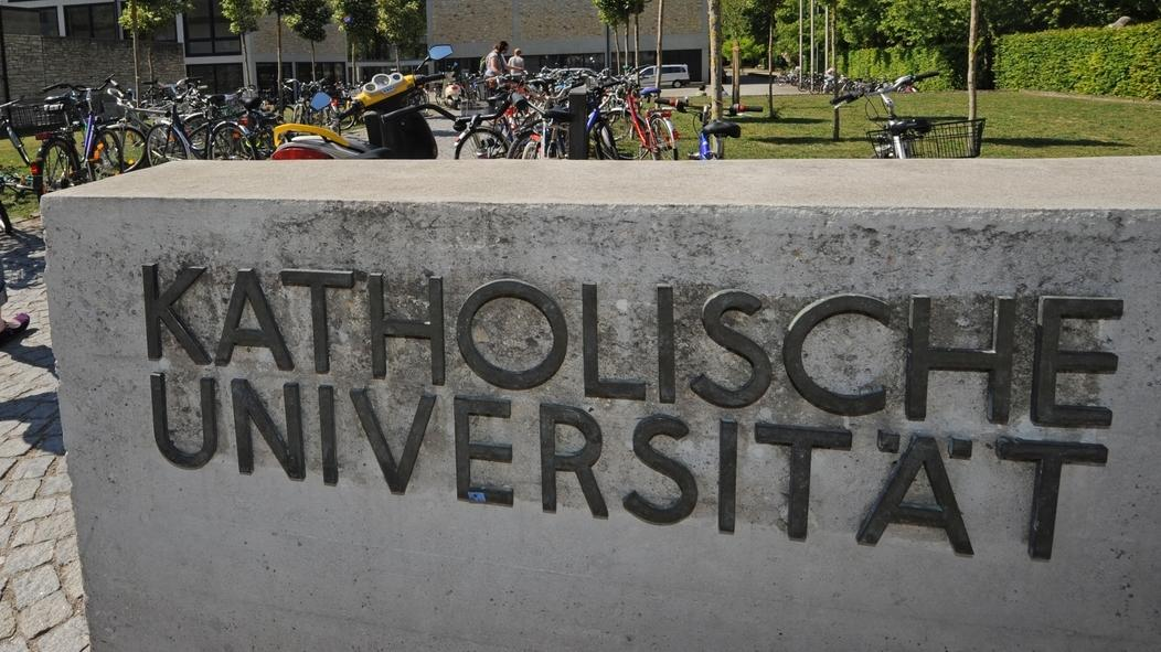 Gelände der Katholischen Universität Eichstätt-Ingolstadt