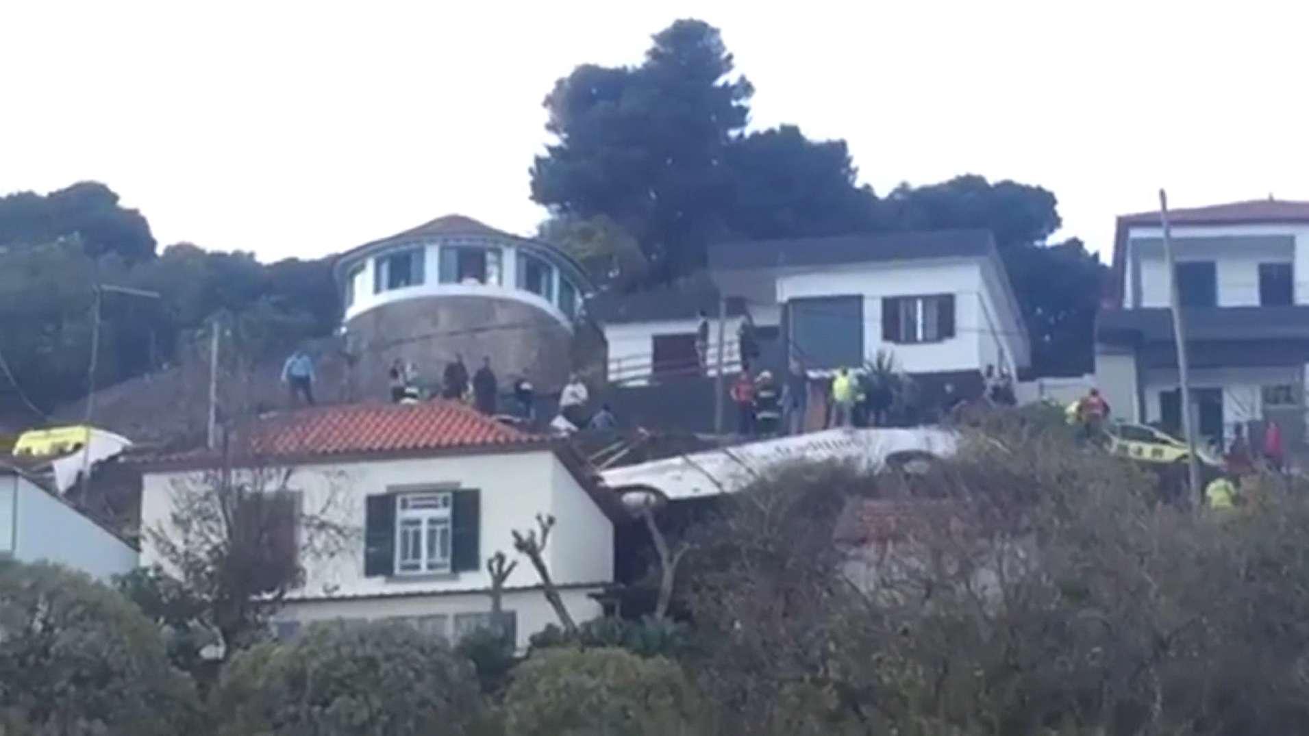 Tote bei Busunglück auf Madeira