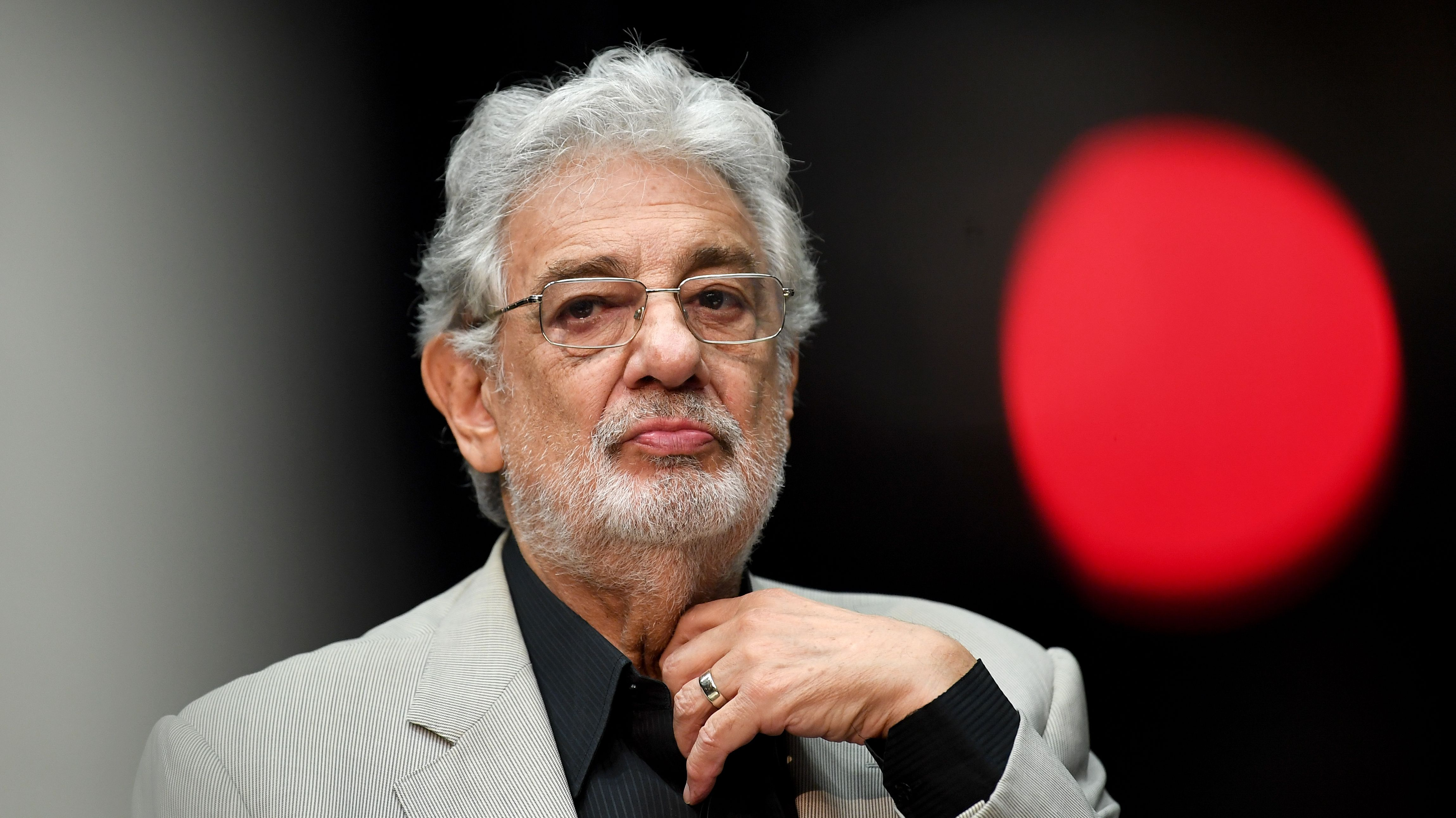 Plácido Domingo (Archivbild)