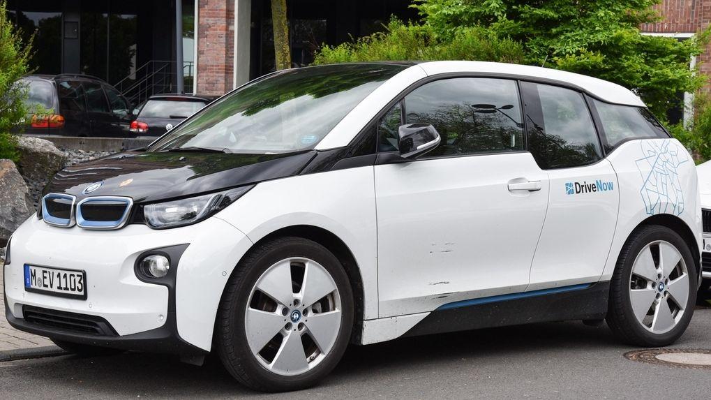 Carsharing-Dienst von BMW