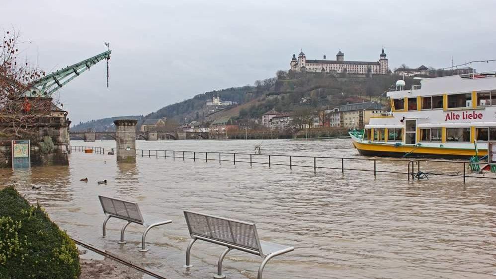 Main-Hochwasser 2011