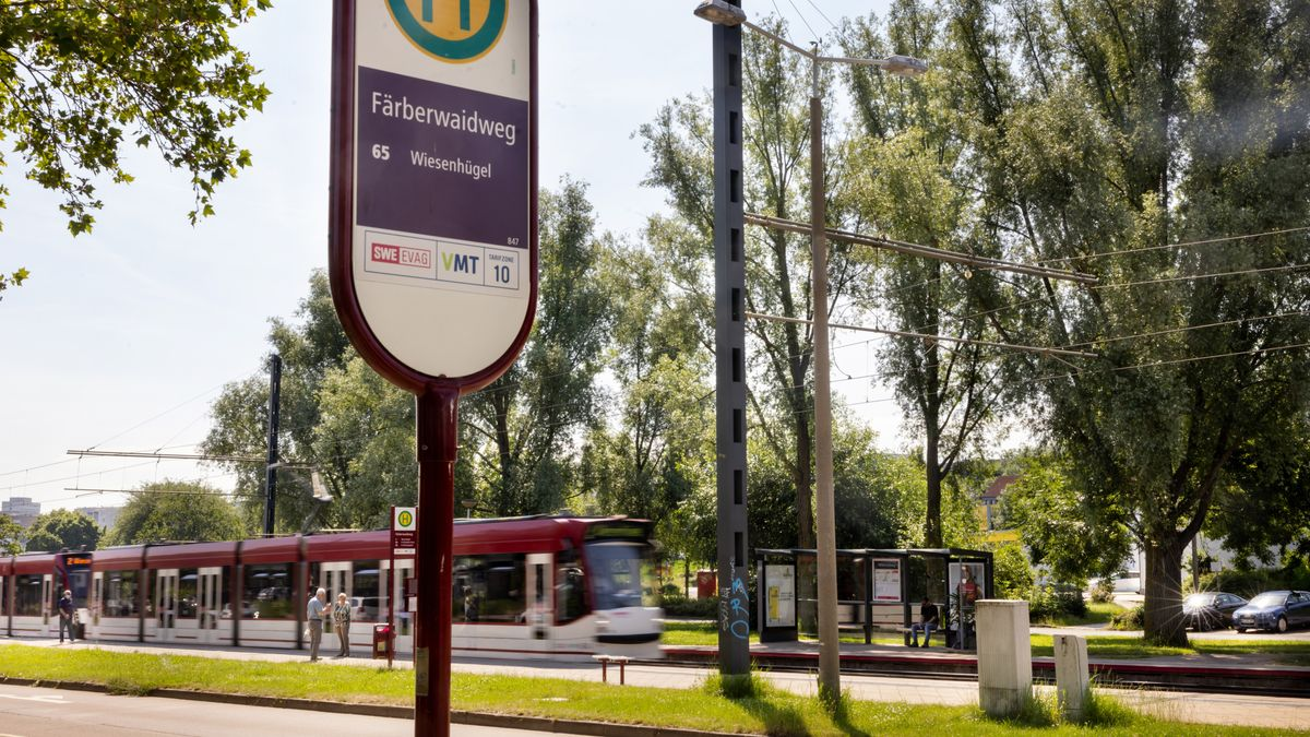 Im Bereich Muldenweg / Färberwaidweg wurden am Montagmorgen zwei Menschen mutmaßlich mit einem Messer angegriffen und verletzt.