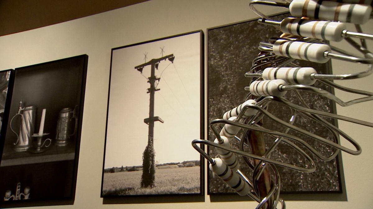 Exponate im Kunsthaus Kaufbeuren