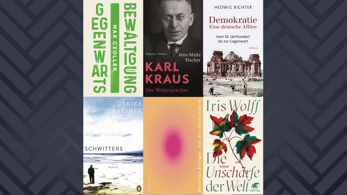 Die Nominierten für den Bayerischen Buchpreis stehen fest