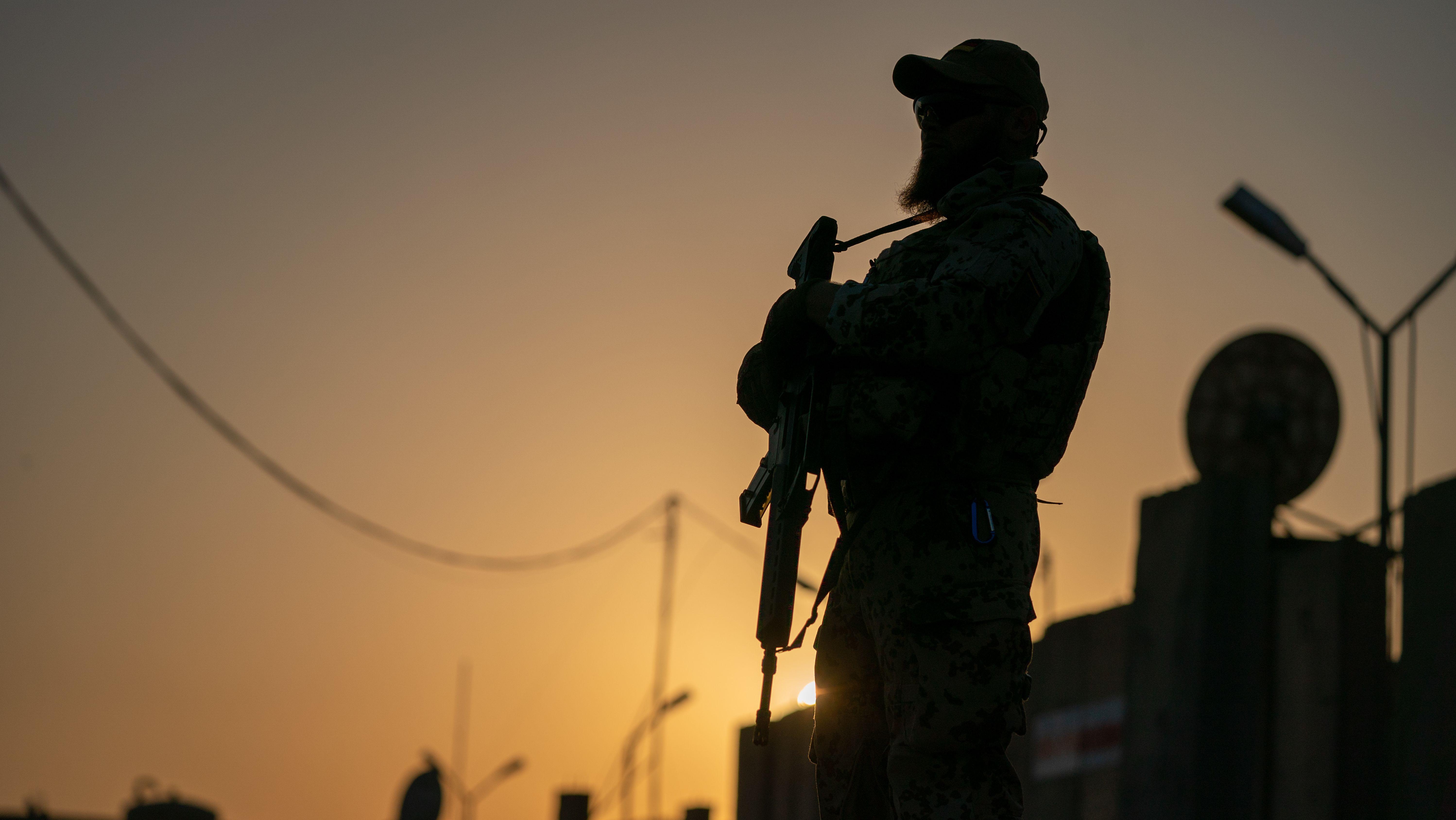 Militärlager Tadschi war Ziel des Raketenangriffs
