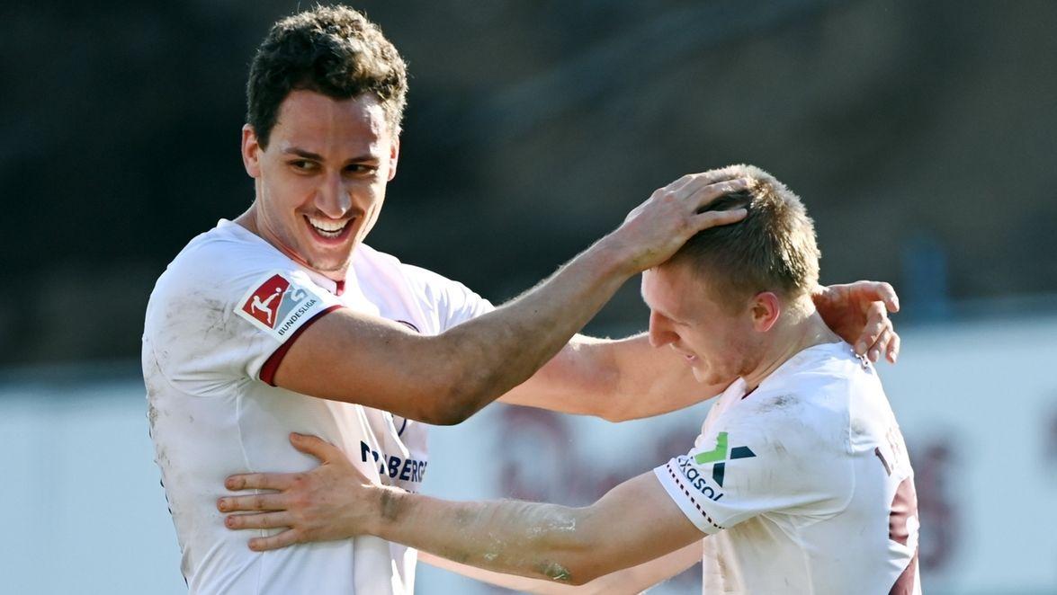 Karlsruher SC - 1. FC Nürnberg