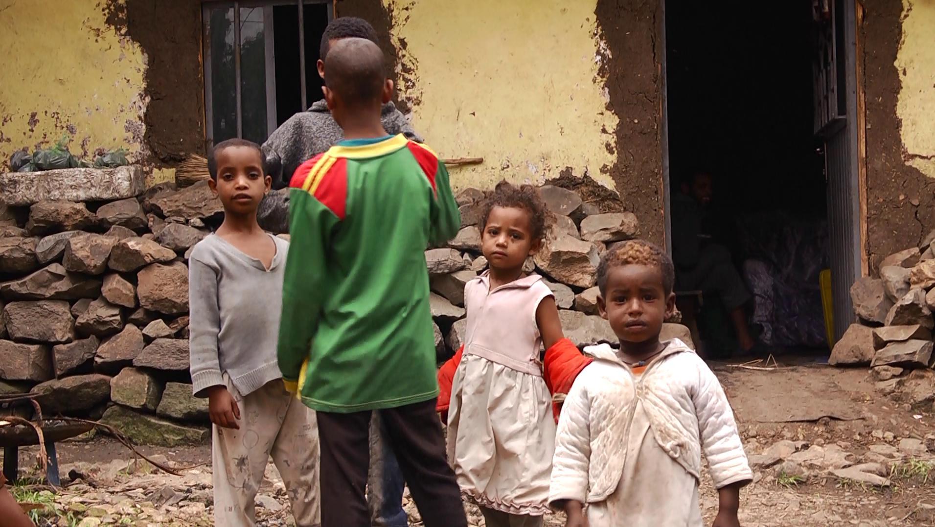 Weltmissionssonntag: Hilfe für Menschen in Äthiopien