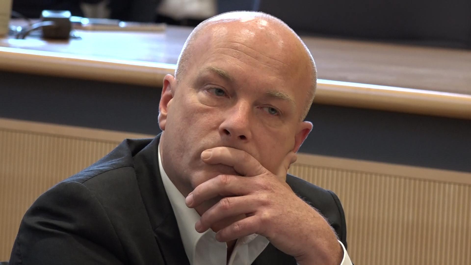 Joachim Wolbergs vor Gericht