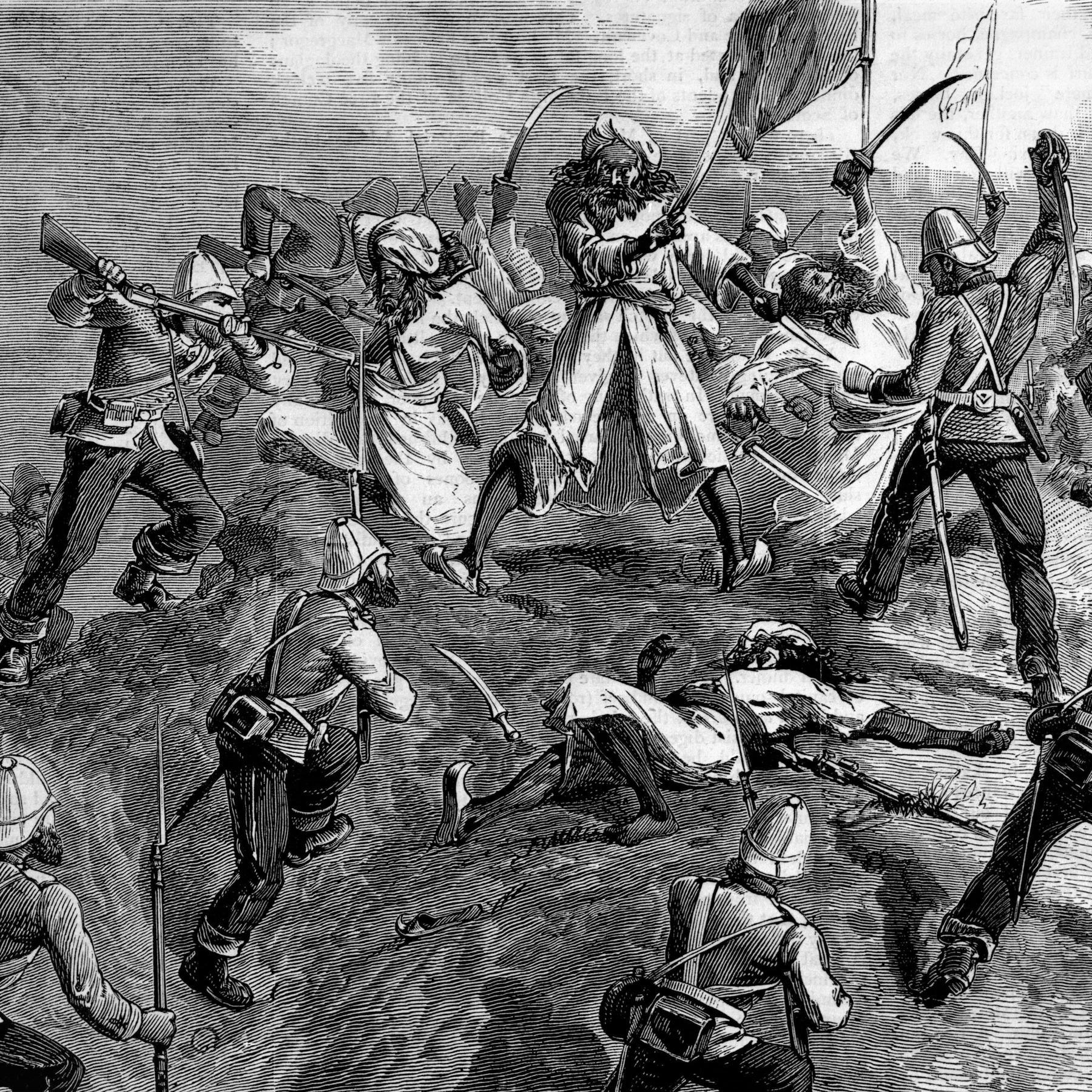 Der Kampf um Zentralasien - The Great Game