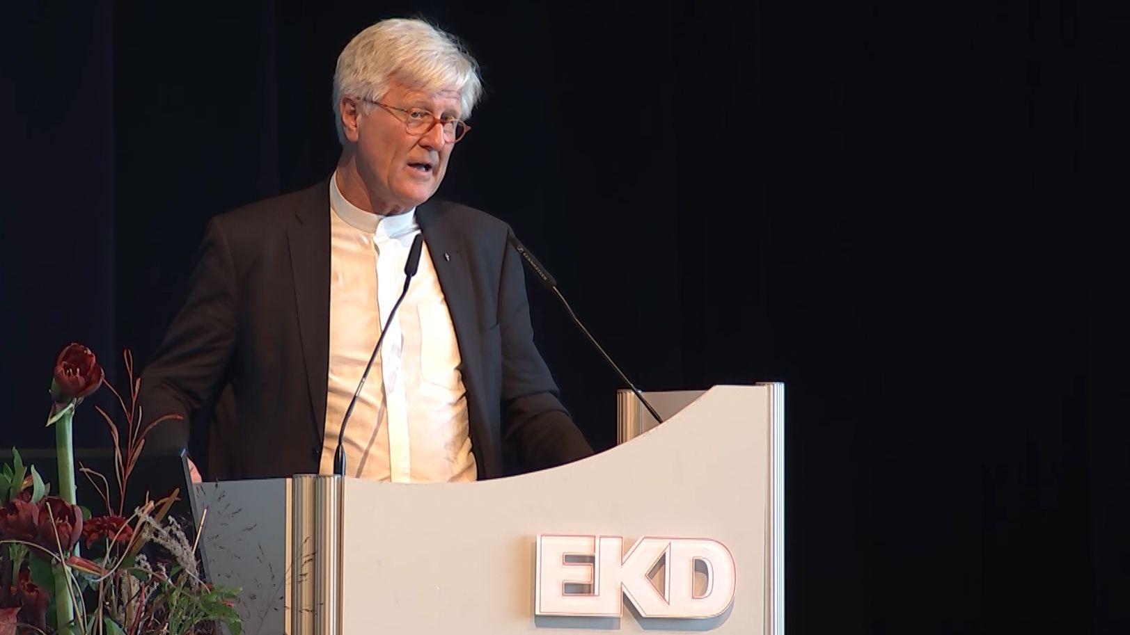 EKD-Vorsitzender Bedford-Strohm