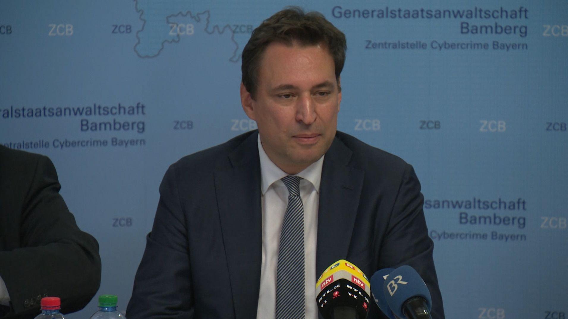 Bayerns Justizminister Georg Eisenreich (CSU)