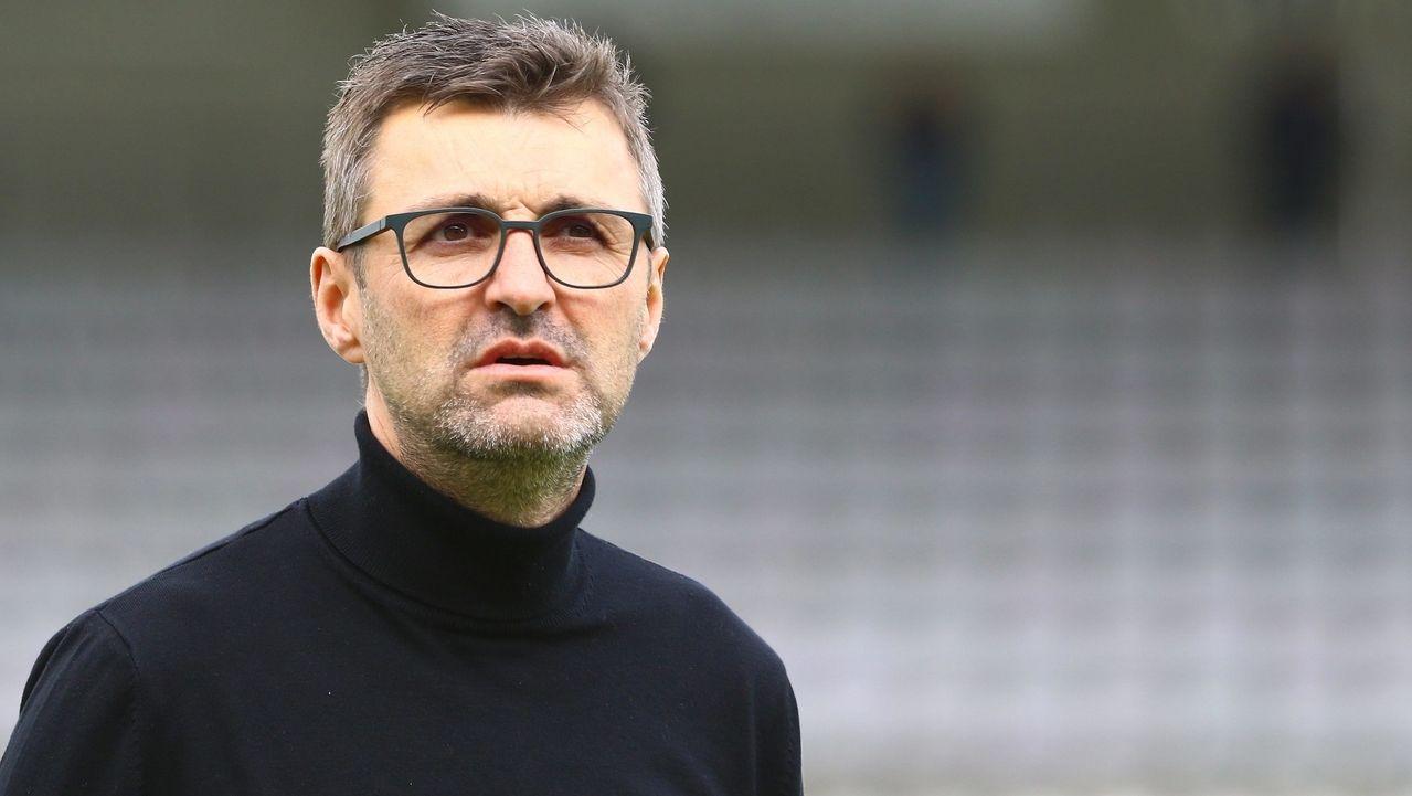 TSV 1860 München-Trainer Michael Köllner