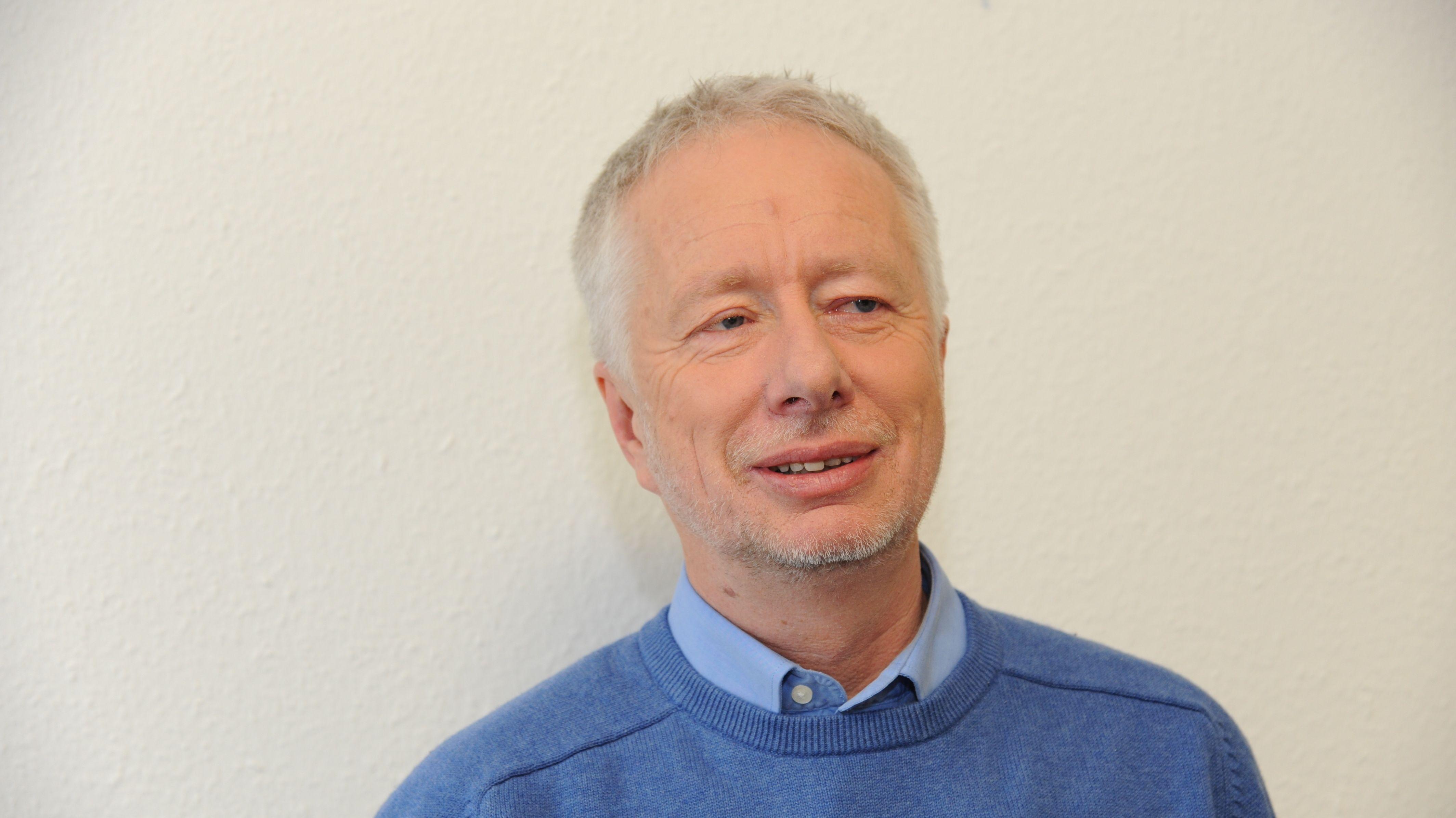 Pflegeexperte Claus Fussek