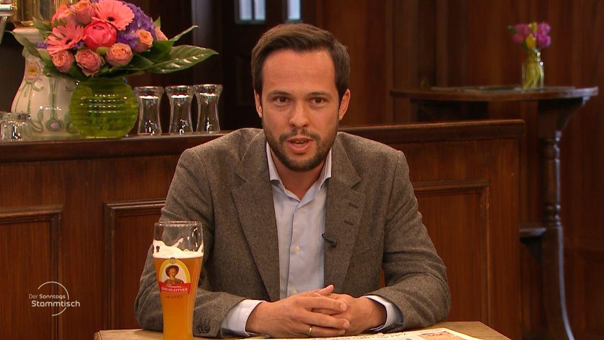 Geht es nach FDP-Politiker Martin Hagen, hätte die Regierung in Bayern viel früher Lockerungen im Freien beschliessen müssen.