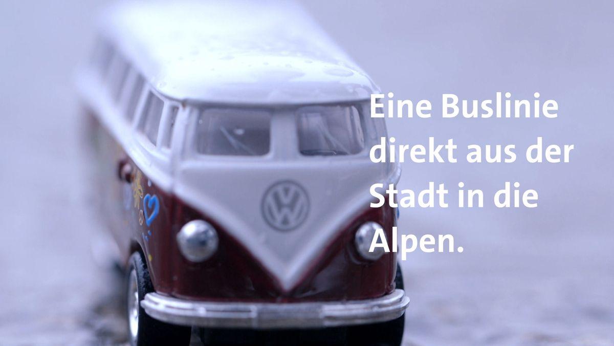 Bergsteigerbus DAV