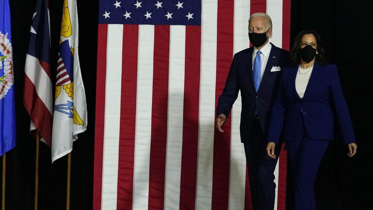 Joe Biden und Kamala Harris