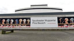 Das Schauspielhaus in Wuppertal, künftiger Ort des Pina Bausch Zentrums | Bild:dpa/ picture alliance