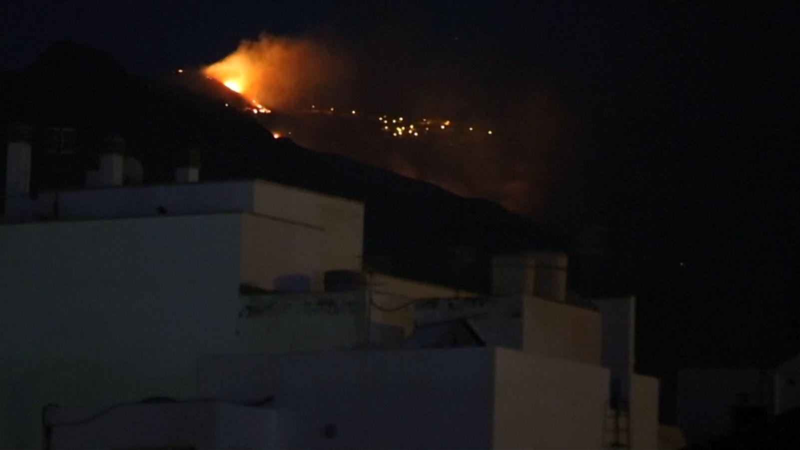 Brände auf Gran Canaria