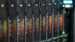 Serveranlagen   Bild:Picture Alliance